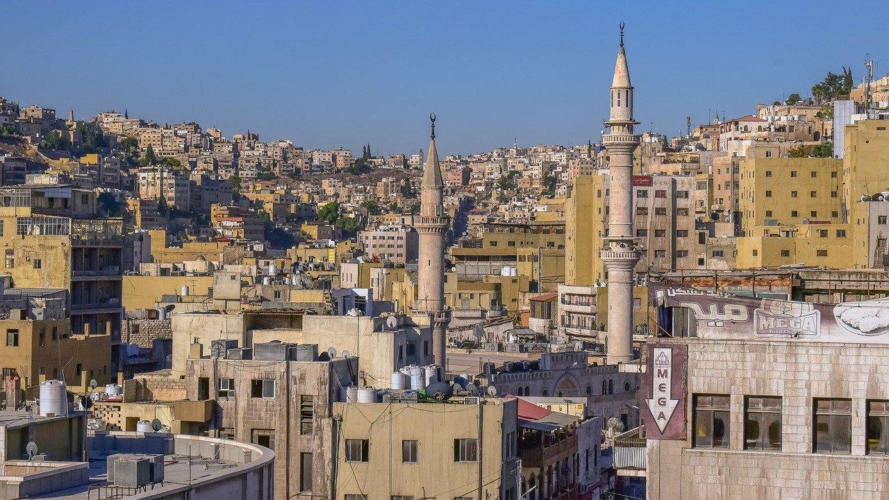 Les principales villes de Jordanie